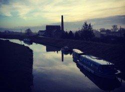 Fenland Dawn