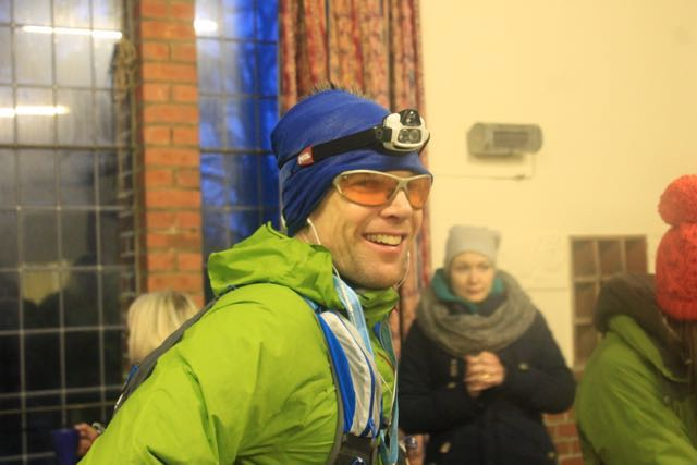 Giles Happy After Completing 2015 Peddars Way Ultra Marathon